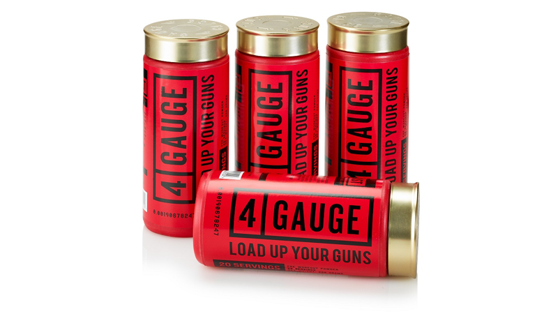 4 Gauge Review – Does the Shotgun Shell Pre-Workout Really Bang?