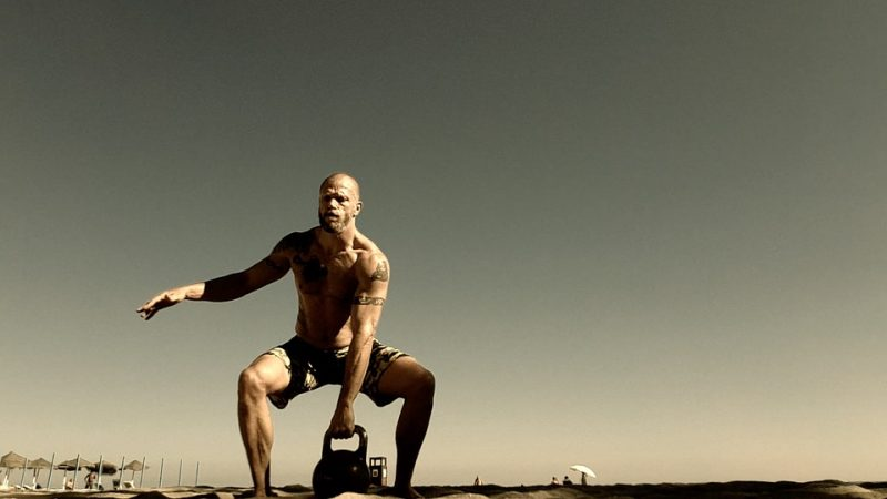 15-Minute Full Body Kettlebell Workout to Get You Shredded
